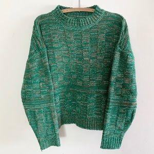 VTG   Mock Neck Sweater